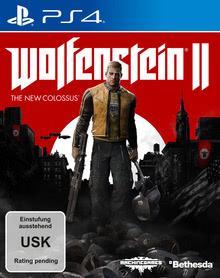 Verpackung von Wolfenstein II: The New Colossus [PS4]