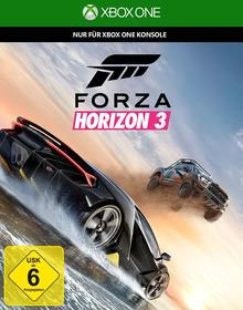 Verpackung von Forza Horizon 3 [Xbox One]