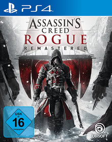 Verpackung von Assassin's Creed Rogue Remastered [PS4]