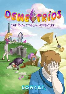 Packaging of Demetrios - The BIG Cynical Adventure [PC / Mac]