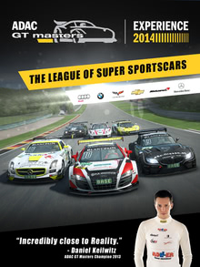 Packaging of ADAC GT Masters Experience 2014 [PC]