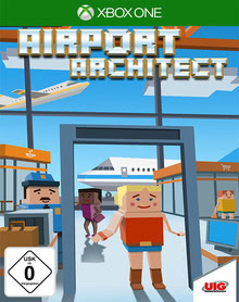 Verpackung von Airport Architect [Xbox One]