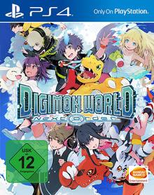 Verpackung von Digimon World: Next Order [PS4]