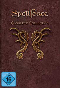 Verpackung von SpellForce Complete Pack [PC]