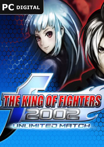 Packaging of The King of Fighters 2002 Unlimited Match [PC]