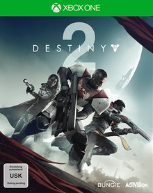 Verpackung von Destiny 2 [Xbox One]