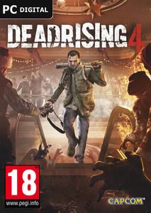 Packaging of Dead Rising 4 [PC]