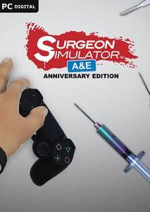 Verpackung von Surgeon Simulator [PC / Mac]