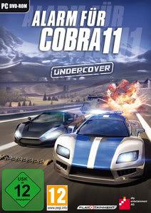 Verpackung von Alarm für Cobra 11 - Undercover [PC]