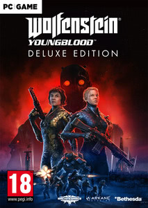 Packaging of Wolfenstein: Youngblood Deluxe Edition [PC]