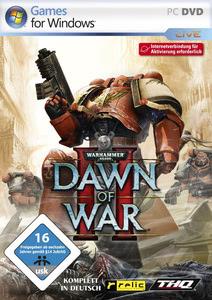 Verpackung von Warhammer 40k: Dawn of War II [PC]