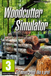 Packaging of Woodcutter Simulator [PC]