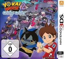 Verpackung von YO-KAI WATCH 2: Geistige Geister [3DS]
