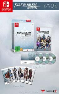 Verpackung von Fire Emblem Warriors Limited Edition [Switch]