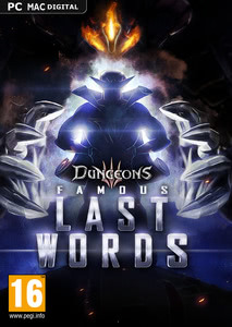 Packaging of Dungeons 3 Famous Last Words [PC / Mac]