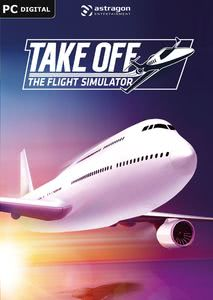 Verpackung von Take Off - The Flight Simulator [PC / Mac]
