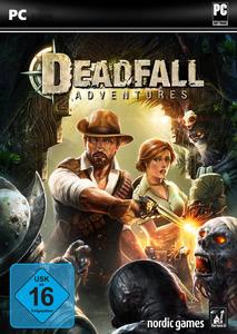Verpackung von Deadfall Adventures [PC]