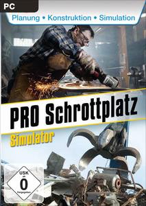 Verpackung von Pro Schrottplatz Simulator [PC]