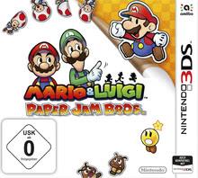 Verpackung von Mario & Luigi Paper Jam Bros. [3DS]