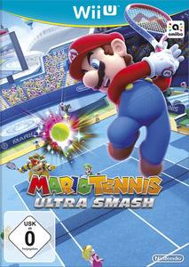 Verpackung von Mario Tennis: Ultra Smash [Wii U]