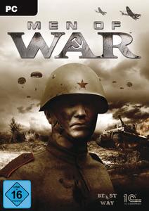 Verpackung von Men of War [PC]