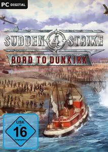 Verpackung von Sudden Strike 4 Road to Dunkirk [PC]