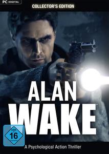 Verpackung von Alan Wake Collectors Edition [PC]