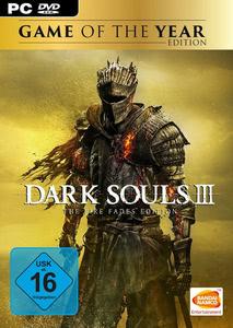Verpackung von Dark Souls 3 : The Fire Fades Edition [PC]