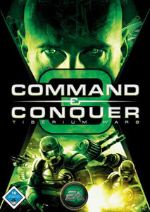 Packaging of Command & Conquer 3 Tiberium Wars [PC]