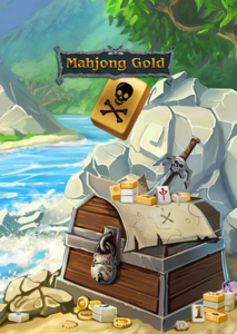 Packaging of Mahjong Gold [Mac]