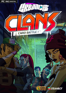 Packaging of Urbance Clans Card Battle! [PC / Mac]