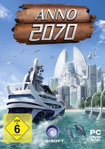 Verpackung von Anno 2070 [PC]