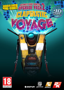 Packaging of Borderlands The Pre Sequel - DLC - Claptastic Voyage [Mac]