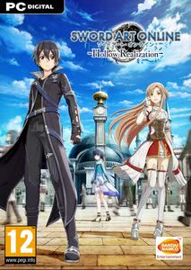 Packaging of Sword Art Online: Hollow Realization Deluxe [PC]