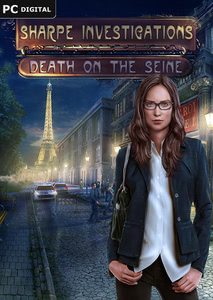 Packaging of Sharpe Investigations: Death on the Seine [PC]