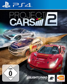 Verpackung von Project CARS 2 [PS4]