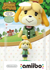Verpackung von amiibo Animal Crossing Melinda Sommer-Outfit [Wii U / 3DS]