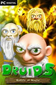 Packaging of Druids Battle of Magic [PC]