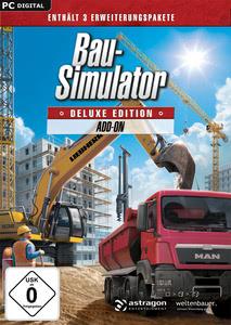 Verpackung von Bau-Simulator Deluxe [PC]