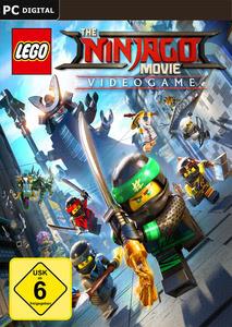 Verpackung von The LEGO Ninjago Movie Videogame [PC]