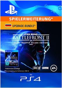 Verpackung von Star Wars Battlefront 2 Deluxe Upgrade DLC [PS4]