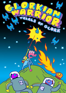Packaging of Glorkian Warrior the Trials of glork [PC / Mac]