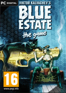 Packaging of Blue Estate - The Game [PC]