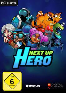 Verpackung von Next Up Hero [PC]