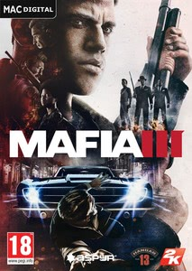Packaging of Mafia 3 [Mac]