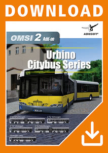 Packaging of OMSI 2 Urbino Stadtbusfamilie [PC]