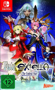 Verpackung von Fate/EXTELLA: The Umbral Star [Switch]