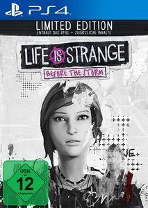 Verpackung von Life is Strange: Before the Storm - Limited Edition [PS4]