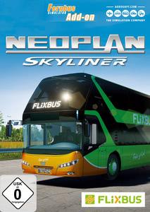 Verpackung von Fernbus Simulator Neoplan Skyliner [PC]