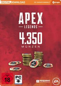 Verpackung von Apex Legends 4350 Coins [PC]